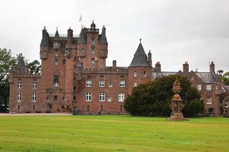 macbeth: Glamis Castle, Scotland  Editorial
