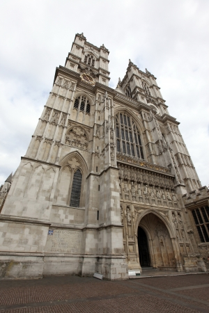 11th century: Westminster Abbey Originally built in 11th Century and late updated by Sir Christopher Wren
