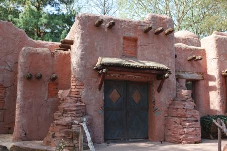 pueblo: classic house in Pueblo