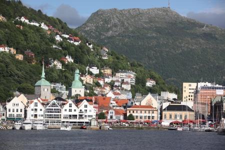 major ocean: BERGEN, NORWAY