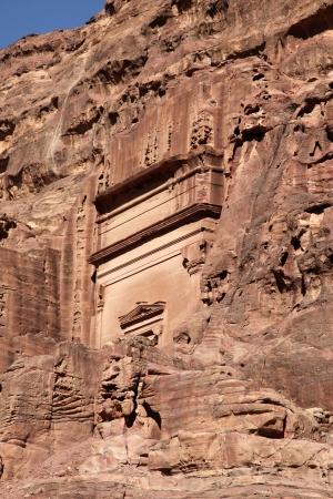 Petra Nabataeans capital city   Al Khazneh  , Jordan