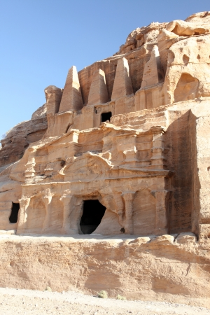 khazneh: Petra Nabataeans capital city ( Al Khazneh ) Jordan