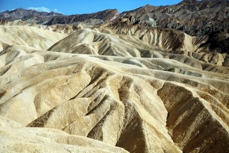 Zabriskie Point, Death Valley National Park, USA, California photo