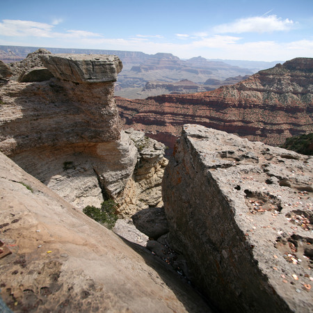 The Grand canyon, Arizona, USA Stock Photo - 26015293
