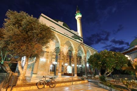 acre: Mosque of Al-Jazzar in Acre ( also Akko ) in Western Galilee,  Israel