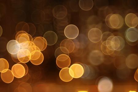 Abstract lights, flash , night city