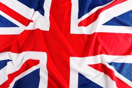 UK, de Britse vlag, de Union Jack