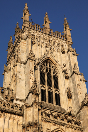 york minster: The Cathedral in York, UK