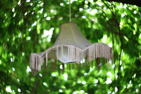 old style  lamp