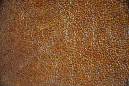 Natural leather material canvas texture background.