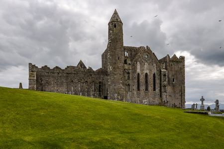 Castle Rock of Cashel in Ireland