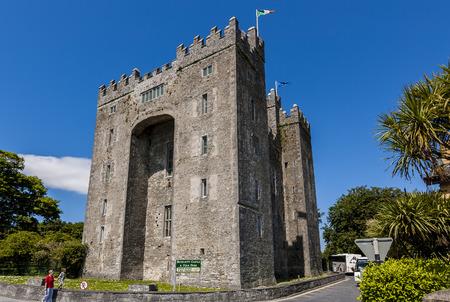 ratty: Bunratty Castle, County Clare, Ireland