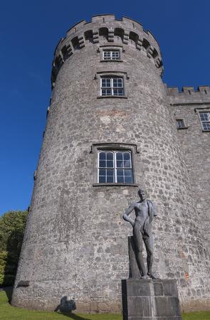 Left tower of Kilkenny Castle