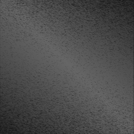 black textured background: Metal background illustration.