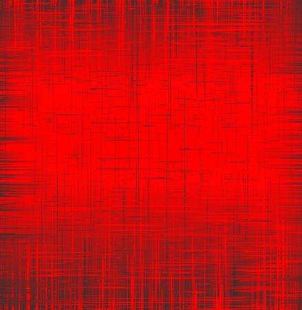 Abstracte rode achtergrond kleurrijke illustratie. Stock Illustratie
