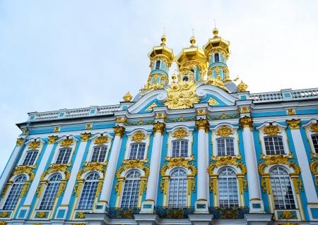 st  petersburg: Catherine Palace in Tsarskoe Selo, St Petersburg, Russia