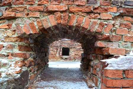 brest: The ruins of the Brest Fortress, Belarus Editorial