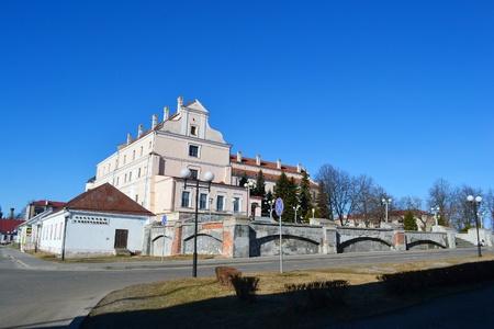 collegium: Jesuit collegium in Pinsk, Belarus
