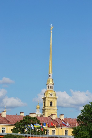 admire: The Peter and Paul Fortress, St.Petersburg, Russia