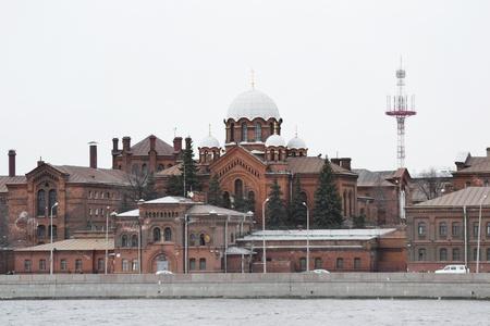 Prison Stock Photo - 11469608