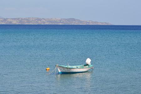 pleasure: Pleasure boat in Aegean Sea, Greece.