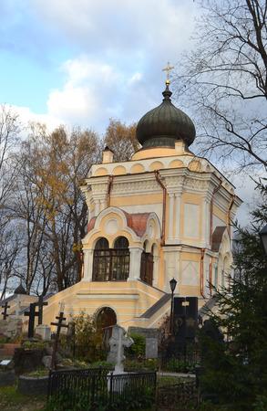 nevsky: St. Nicholas Church in Alexander Nevsky Lavra in St.Petersburg, Russia.