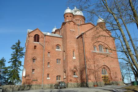 lutheran: Church Lappeenranta - Lutheran church in the Finnish city of Lappeenranta.