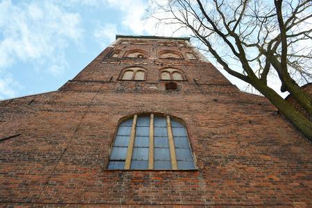 dom: La cathédrale Dom à Riga, en Lettonie.