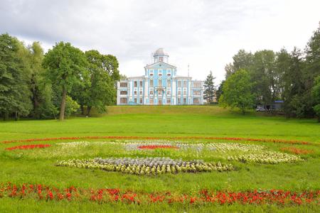 vorontsov: Vorontsov palace or Novoznamenka in the Peterhof Road area, St.Petersburg, Russia. Estate of Chancellor Mikhail Vorontsov