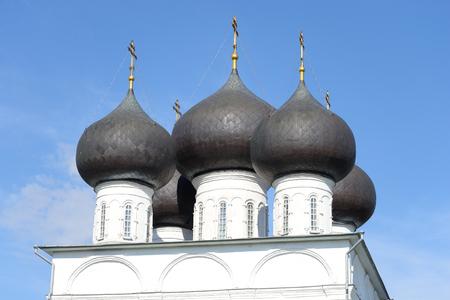 leningrad: Church of St. Nicholas in Vladychnaya Sloboda in Vologda, Russia.