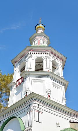leningrad: Church of St. Dimitrov Prilutsky on Navolok in Vologda, Russia.
