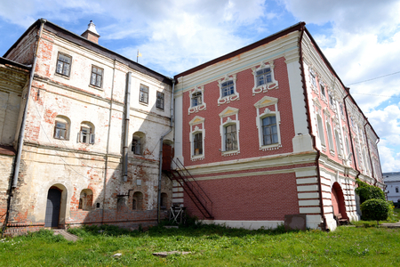 Old Bishops yard in Vologda City, Russia.