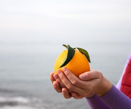Orange in women