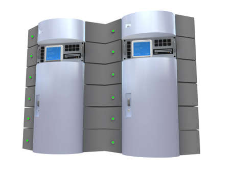 Silver 3d Server