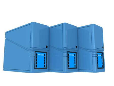 webspace: 3D Servers ND