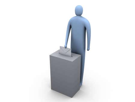 Voting #2 Stock Photo - 383496