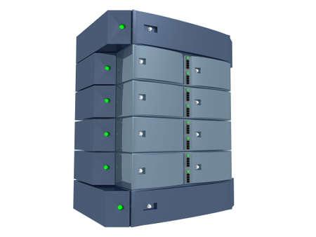 dual: Dual Server - Light Blue