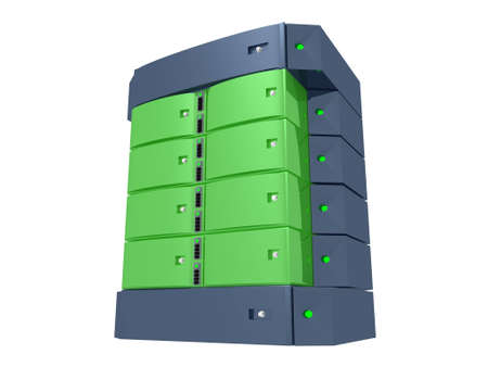dual: Dual Server - Green.
