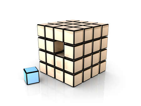 gaps: The Cube