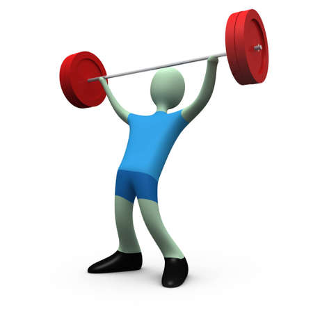 unable: Sports - Weight-lifting #5