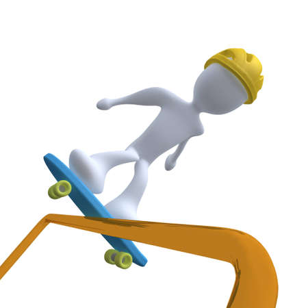Skating Stock Photo - 772198