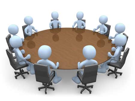 briefing: meeting