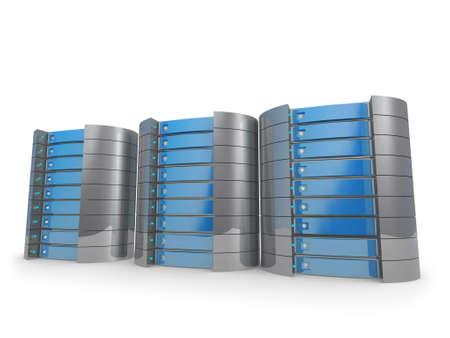 isp: 3D Servers