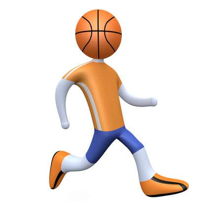 Basketball Player photo