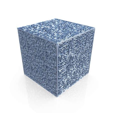 shinny: Maze-Cube