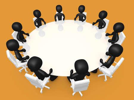 Meeting Stock Photo - 3411294