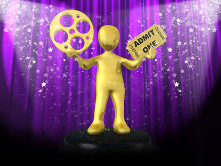 strip show: Award Ceremony