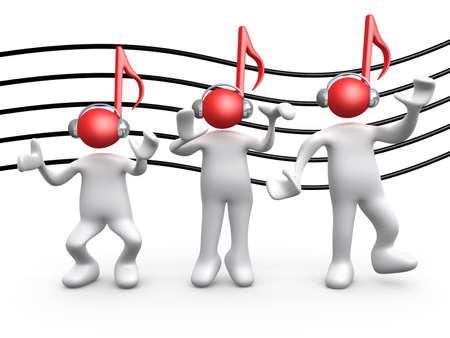 coro: Equipo de creaci�n de im�genes - M�sica Popular