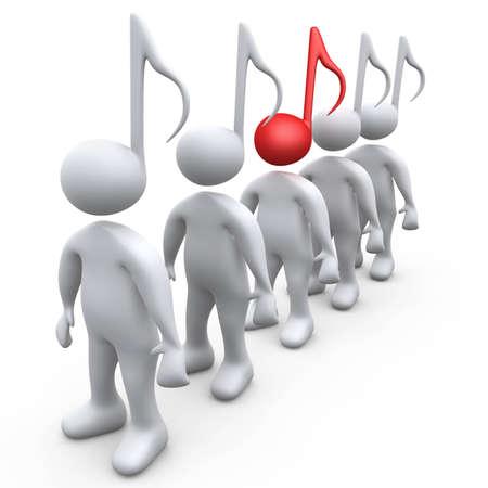 coro: Equipo de creaci�n de im�genes - M�sica Alternativa.