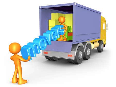 transportation company: Cargo Truck